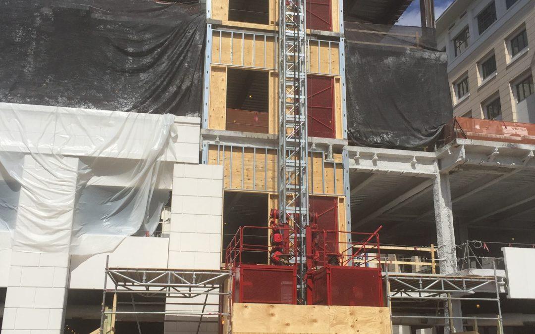 Structural Steel Frame 1