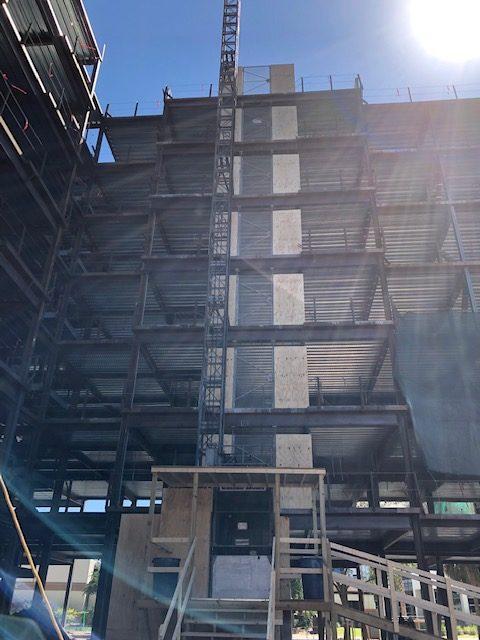 Structural Steel Frame 2