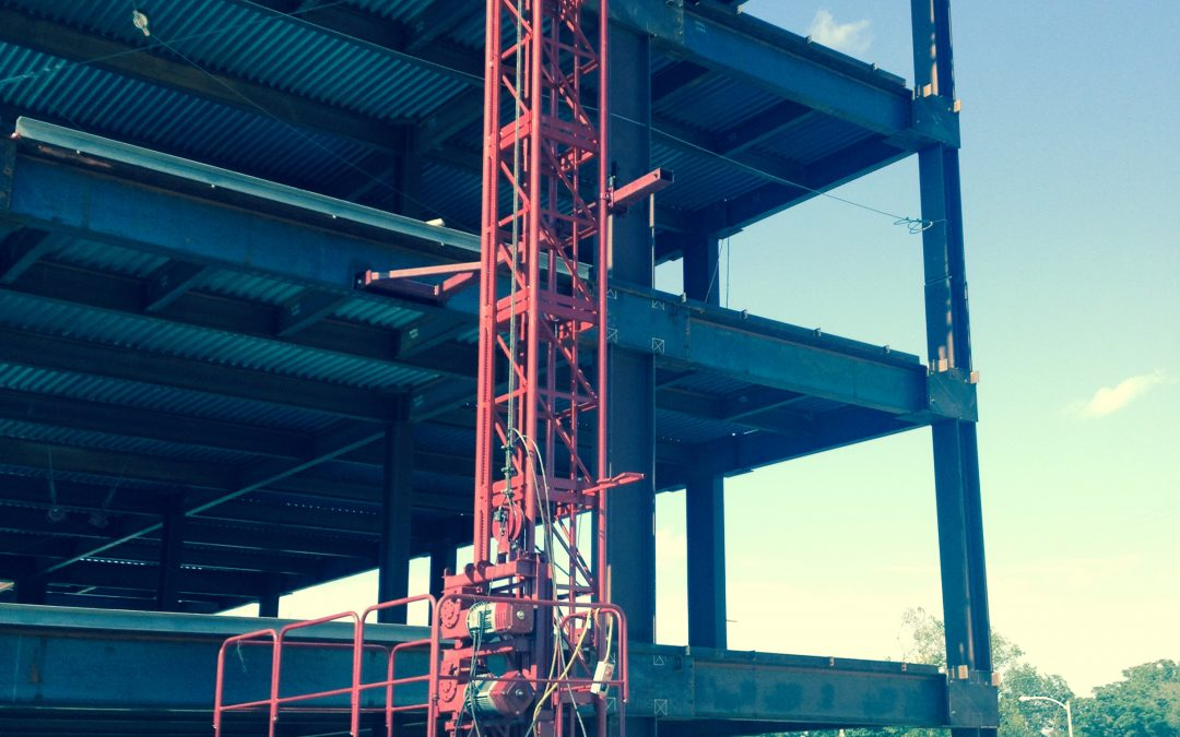 Structural Steel Frame 3