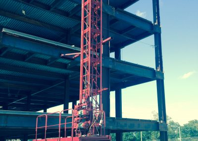 Structural Steel Frame 3