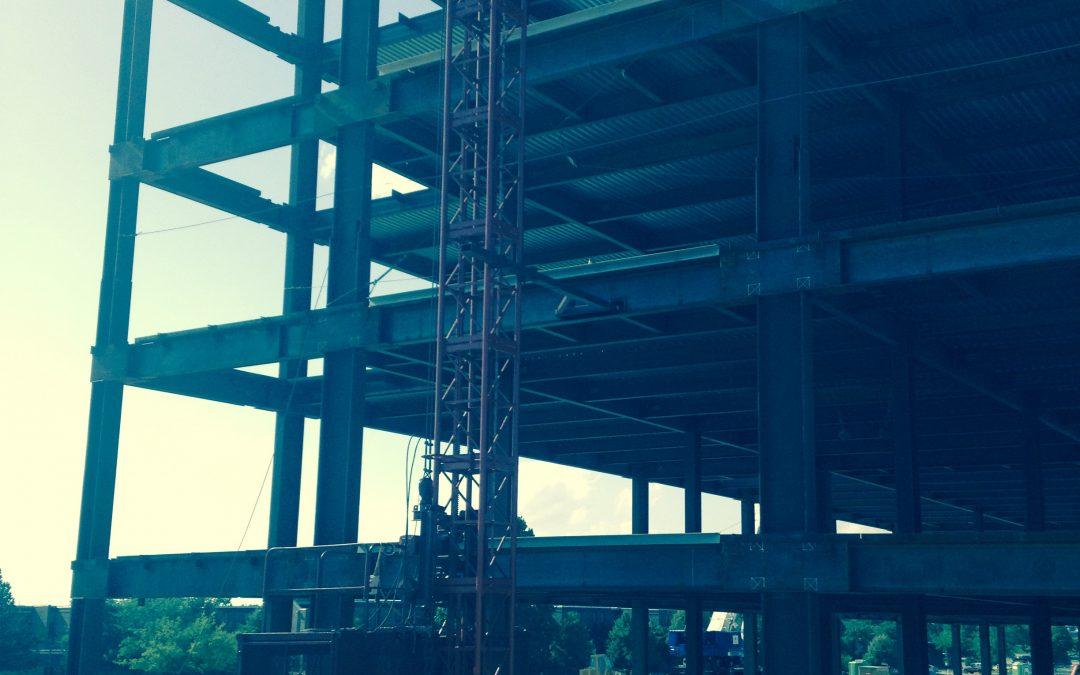 Structural Steel Frame 4