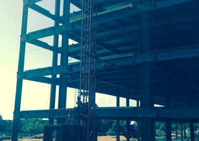 Structural Steel Frame 4