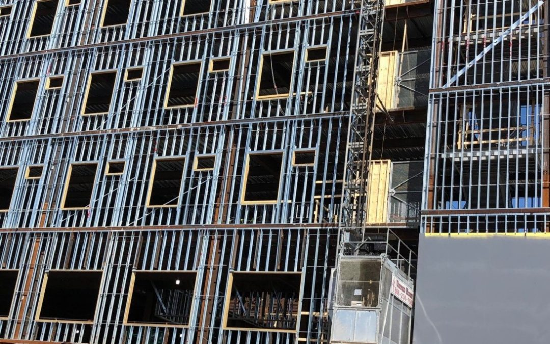 Structural Steel Frame 5