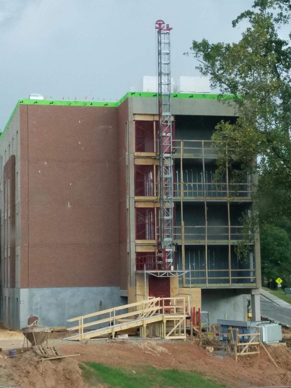 multifamily condo construction
