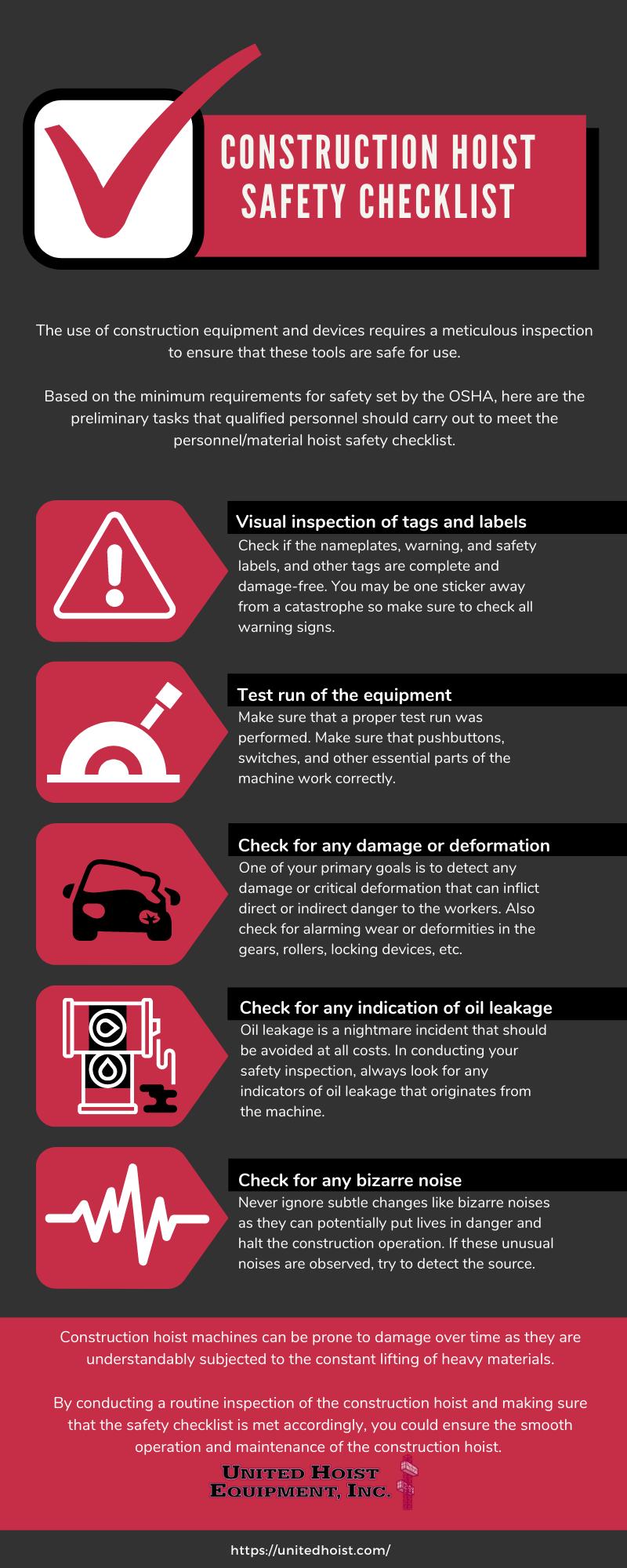Construction Hoist Safety Checklist (1)