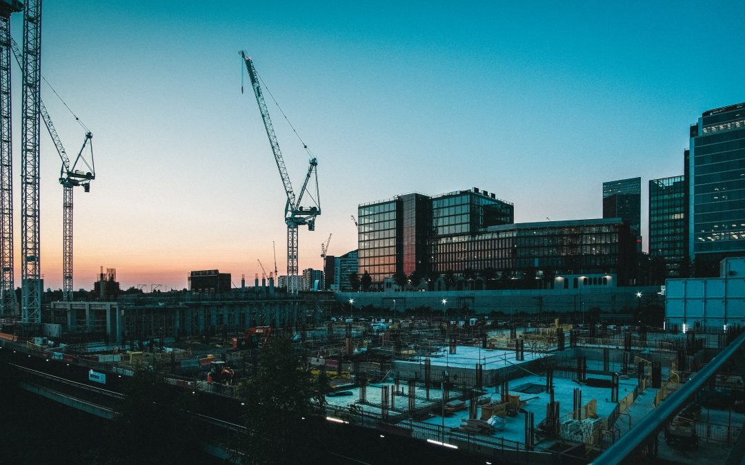 Lean Construction: Improving Efficiency at a Construction Site