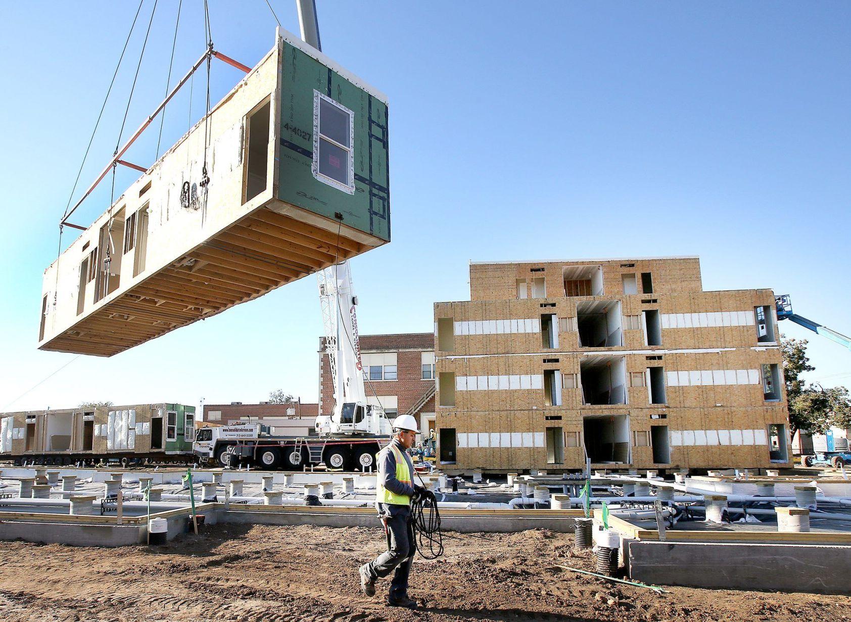 modular construction market