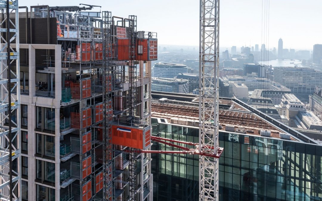 Top Reasons to Upgrade Construction Hoists and Lifts