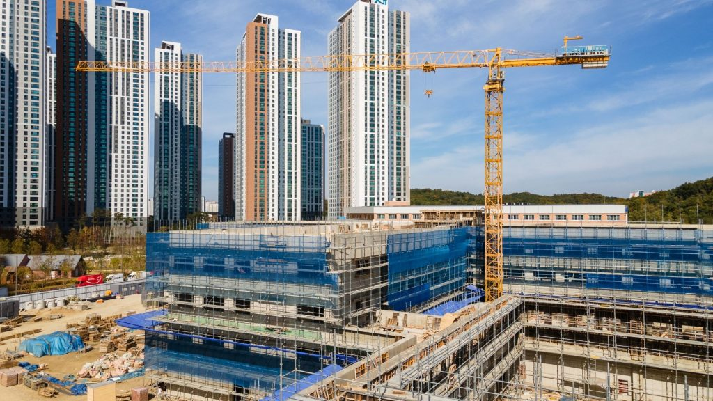 Increase in Cost of Materials Construction equipment